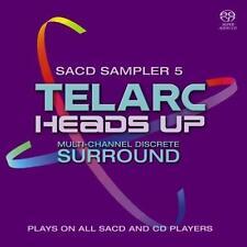 Telarc Sampler Volume 5- Heads Up - Various (NEW SACD)