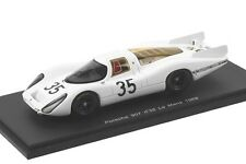 1968 Porsche 907 n.35 Le Mans in 1:43 Scale by Spark