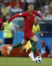 Cristiano Ronaldo - Portugal (World Cup 2018), 8x10 Color Photo