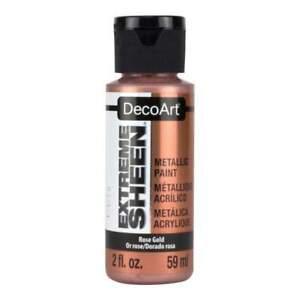 DecoArt Extreme Sheen Paint 2oz - Rose Gold