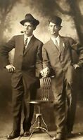 Antique Gay Couple Photo 349 Oddleys Strange & Bizarre