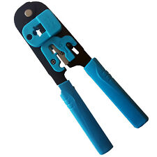 RJ45 crimp tool - 8P8C crimper sertissage CAT5 câble réseau ethernet cat6