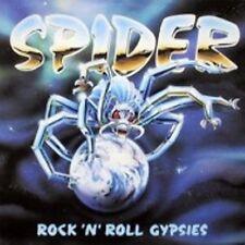 SPIDER-Rock'n'Roll Gypsies                           Bonus Tracks Reissue CD
