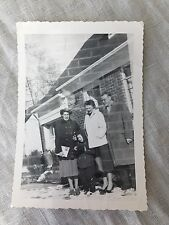 VINTAGE PHOTO WITH ANOTHER PHOTOS IMPRESSION SHADOWED ON TOP