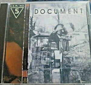 R.E.M. - Document (CD 1987)