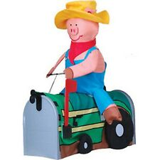 Pig on a Tractor Box Cover PR 58101