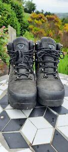 Brasher walking boots  UK 10 used Once