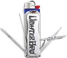 Lighter Bro Lighters & Accessories New Lighter Bro Multi Tool Silver 2013S