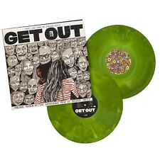 GET OUT OST / SOUNDTRACK - WAXWORKS EDITION - DOUBLE LP RECORD - NEW