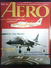 AERO  Heft 156   Das illustrierte Sammelwerk der Luftfahrt   in Schutzhülle