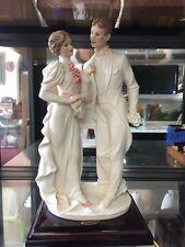 *Genuine Florence Giuseppe Armani #1455F Evermore Figurine* No Box