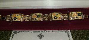camrose kross jacqueline kennedy jewelry bracelet