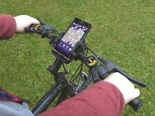 iPhone 4 4S 5 5s MP4 & iPod Bar Mounted Bike Bicyle Phone Holder - NEW PRODUCT