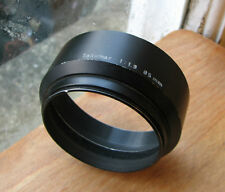 genuine early Asahi PENTAX  Takumar 85mm 1.9  lens hood 58mm screw in