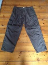 Nylon Regular Size Trousers for Men with Breathable
