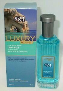 TSM LUXURY #24 For Women Eau de Parfum 2.5 fl oz/75 ml New In Box