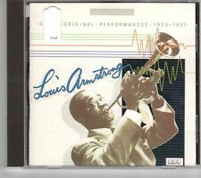 """(GM158) Jazz Classic Masterpieces II(1)""""Louis Armstrong"""" - 1986 CD"""
