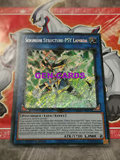 Carte YU GI OH SEIGNEUR STRUCTURE-PSY LAMBDA BLHR-FR051