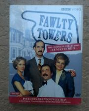 Fawlty Towers: The Complete Collection DVD 3-Disc Set Special Edition SEALED NEW