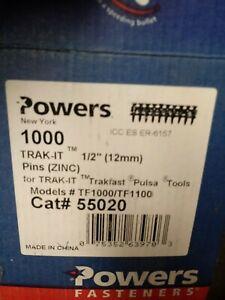 "Powers 55020 TRAK-IT 1/2"""