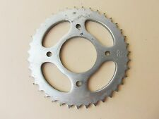 RUOTA DENTATA 39 denti-SPROCKET FINAL DRIVE 39t-HONDA CB CM 125t/XL 125 185