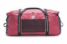 Aqua Quest White Water Duffel - 100% Waterproof Dry Bag Duffel Bag - 75 L, Red