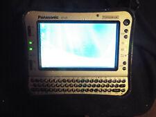 Panasonic Toughbook CF-U1 MK2 2gb 64gb 1.6ghz Win Vista Dual Battery UMPC