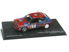 Lancia Diecast Rally Cars