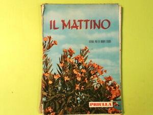 IL MATTINO LETTURE PER LA 4^ CLASSE PRIULLA