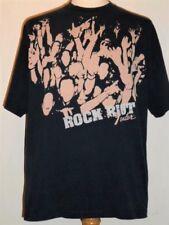 vintage Rock Riot FENDER Guitars T-shirt, XL