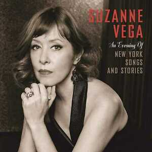 Suzanne Vega - An Evening Of New York Songs And Stories (NEW CD)