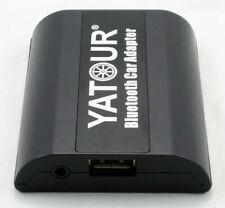 Yatour BTA - Adattatore Bluetooth Vivavoce AUX FIAT ALFA LANCIA Radio Originale