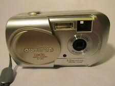 Olympus CAMEDIA C 160 3.2 MP Fotocamera Digitale-Argento