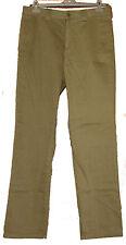 Belstaff Green Chinos Pants Mens Trousers EU Size 52 Cotton NWT