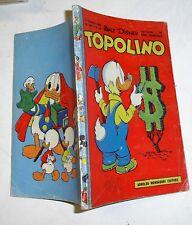disney  TOPOLINO 138 10 maggio 1956