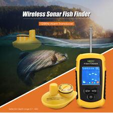 Lucky Ffw1108-1 Portable 100M Fishing Sonar Wireless Fish Finder Alarm Sensor