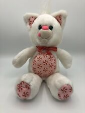 """Kenner 13"""" Yum Yums Peppermint Kitty Cat Vintage Plush"""