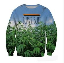Newest Men/Women Weed Leaf Hemp 3D Print Sweatshirt hoodies pullovers plus size