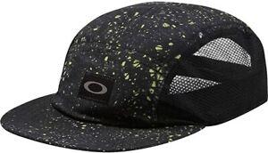 Women's Oakley 5 Panel Performance Running Athletic Moisture Wicking Hat Cap