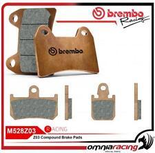 Brembo Racing 107A48672 - Pastiglie Freno Mescola Z03 per Pinze Yamaha R1 2007>