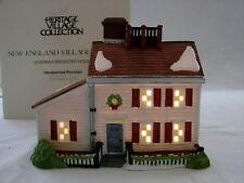 Dept 56 New England Village Series Jeremiah Brewster House 56570 Mint