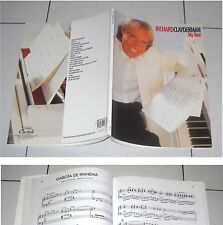 Spartiti RICHARD CLAYDERMAN My Best - 2001 Songbook Sheet music