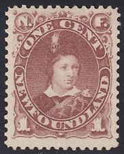 NFLD 1c Prince of Wales, Scott 41, VF MNH, catalogue - $360