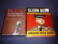 Teaching Co Great Courses CDs  TURNING POINTS in AMERICAN HISTORY    new + BONUS