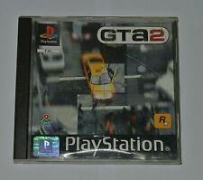 GTA Grand Theft Auto 2 PlayStation PSX