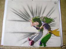 Saint Seiya Andromeda Shun/Shaina Anime Cel de producción