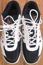 New listing EKTELON RACQUETBALL SHOES NFS CLASSIC II LOW  White/Black/Red Mens size 9.5