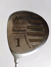 Club Golf MacGregor Bois Driver 1 Homme Gaucher