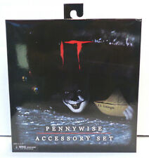 It: Pennywise Accessory Set (2019) NECA New Clown Georgie Boat & Arm
