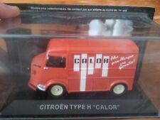 CITROEN TYPE H HY CALOR utilitaire camionnette 1/43 BOITE France
